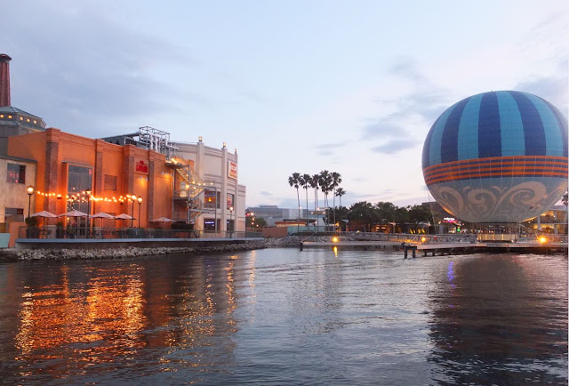 Disney Springs Free Boat Cruise