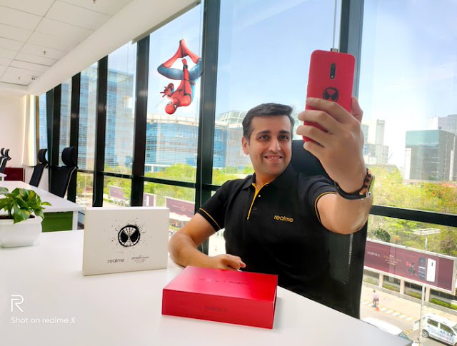 Realme X Spiderman Edition model launched: Details