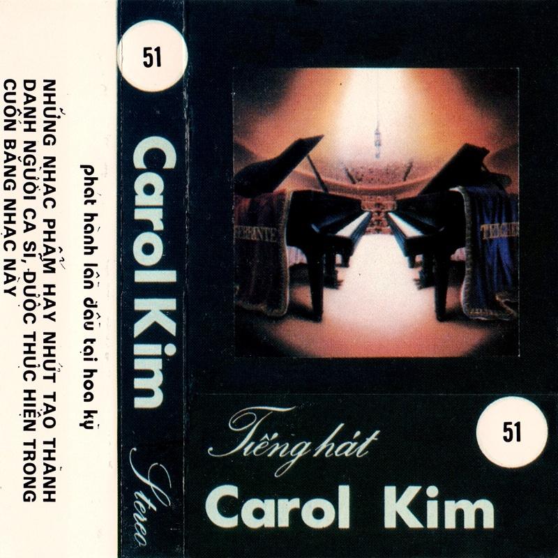 Tape 51 - Tiếng Hát Carol Kim (WAV)