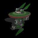 Droides y robots ~ Parte 1 ~ (Spore Galaxies: The Fallen) Centinela%2Barcano
