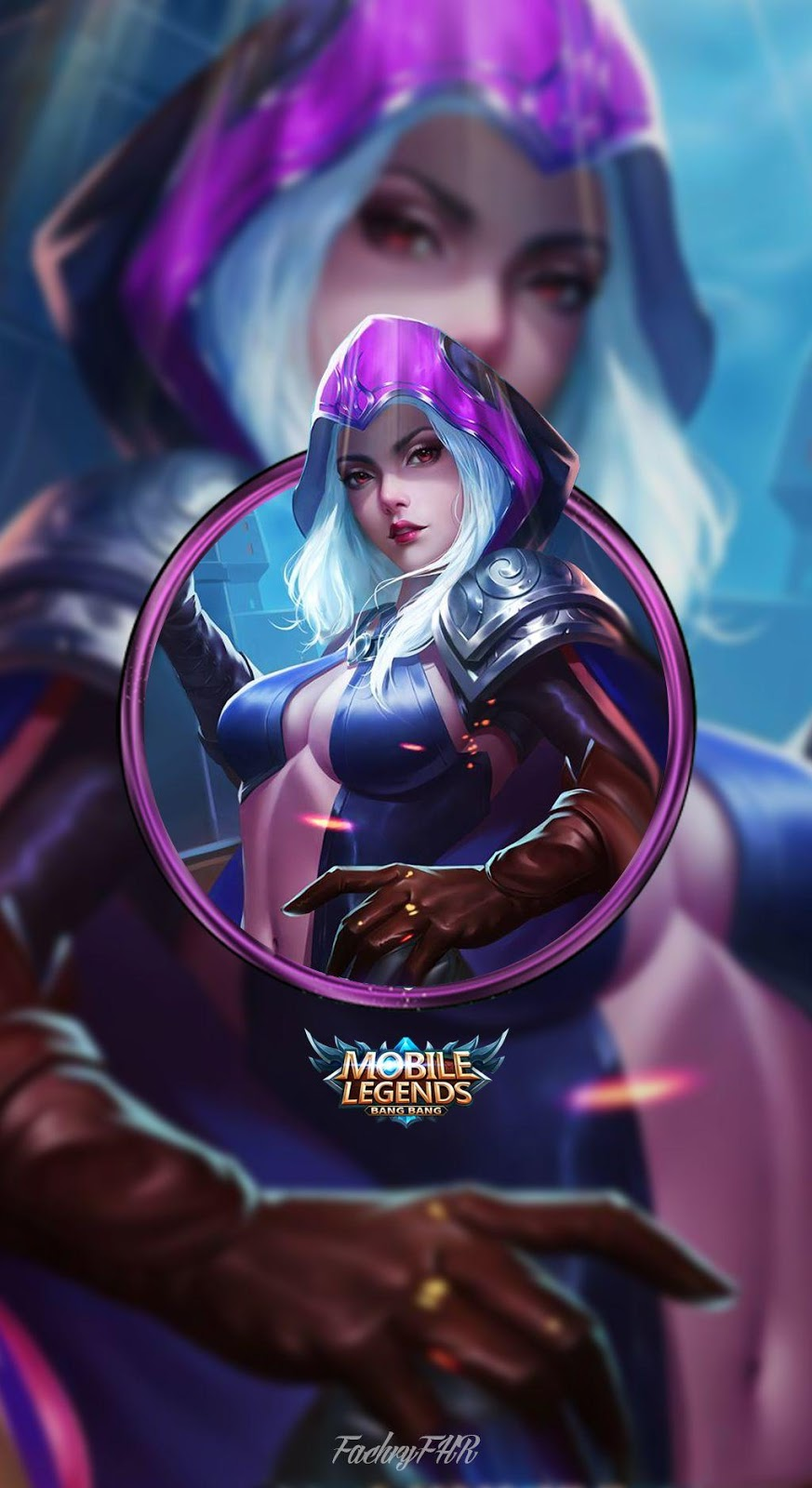 Wallpaper Natalia Mobile Legends for Android and iOS