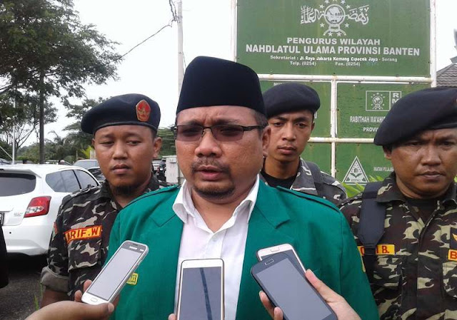 Kiai Ishomuddin Dilecehkan, GP Ansor Bertindak