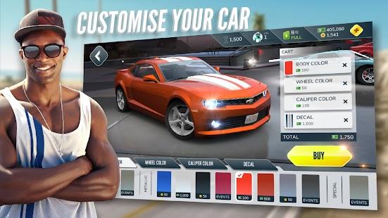 Rebel Racing Screenshot