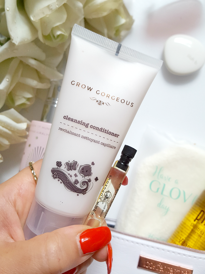 Summer Beauty Travel Essentials - Grow Gorgeous - 11-in-1 Cleansing Conditioner - 19.- Euro - madame keke luxury beauty & lifestyle blog