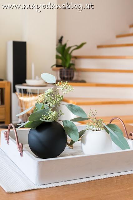 Eukalyptus in der Vase