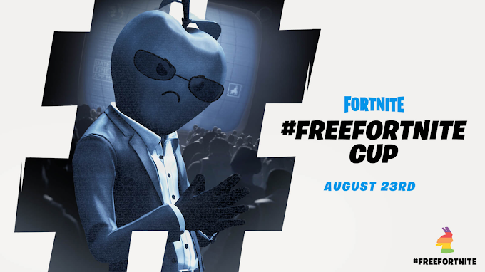 Epic Game Held The Free Fortnite Cup Event Prizes Are Parody Of Apple's Logo For 20,000 Global Players
