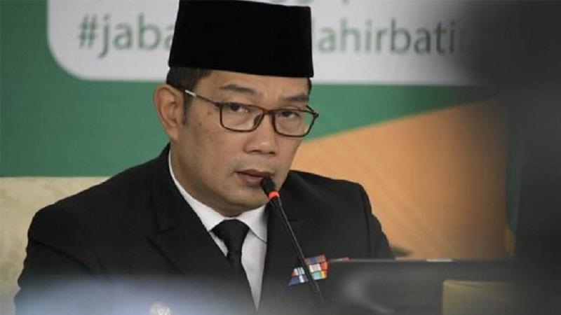 Ridwan Kamil Ungkap Dua Klaster Baru Corona di Jabar