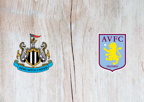 Newcastle United vs Aston Villa -Highlights 24 June 2020