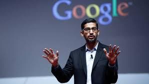 الرئيس التنفيذي لشركة Google يدعو إلى تنظيم عالمي لمنظمة العفو الدولية لعام 2020