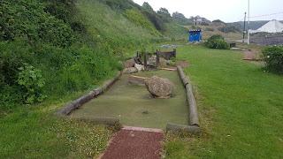 Adventure Golf on the North Bay Promenade in Scarborough