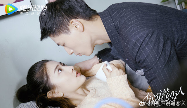 Liang Jie's Mr. Honesty Set to Premiere Soon About an Assistant Who Lies Opposite Xin Yunlai as Her Boss