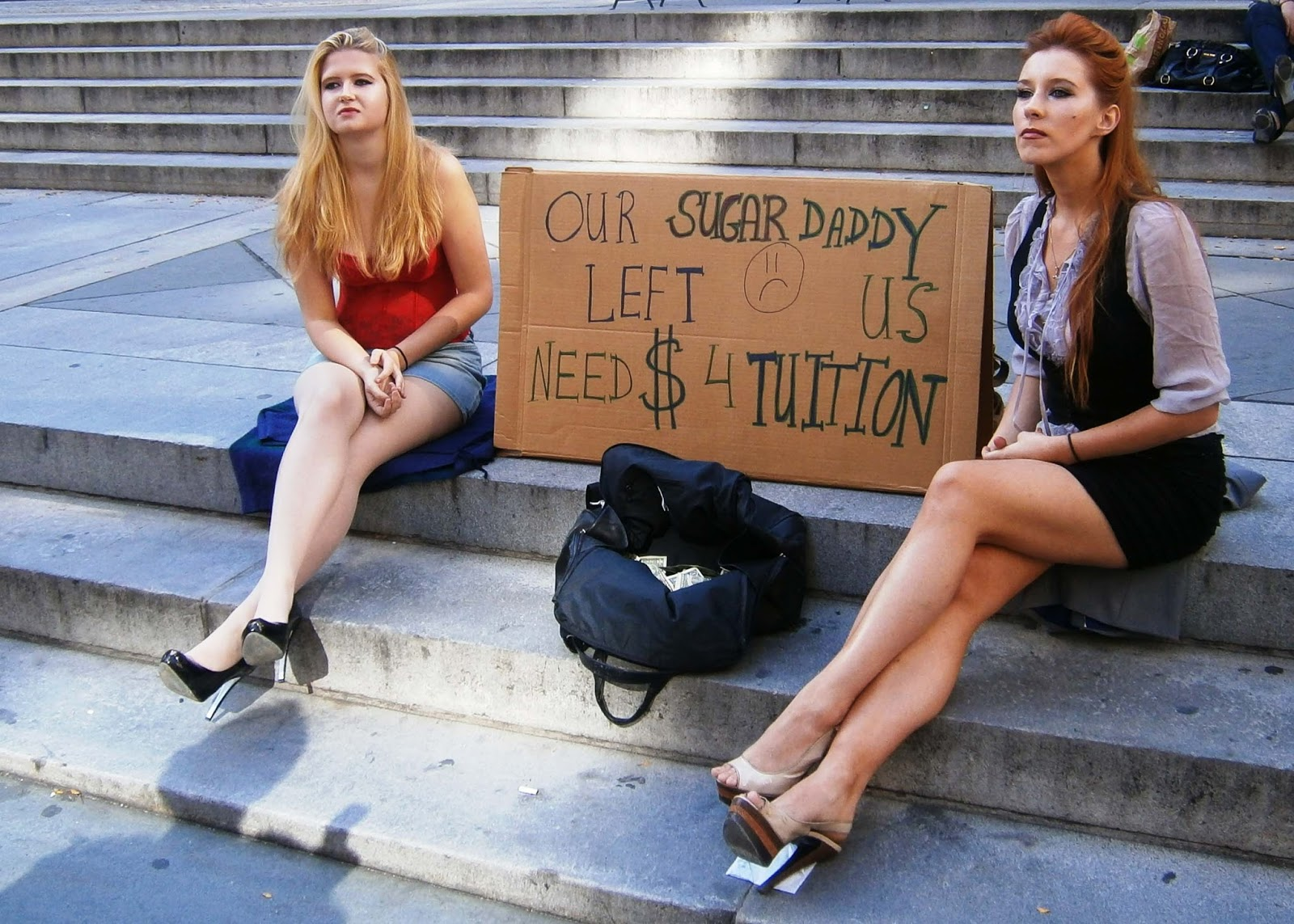 Pictures of stupid colege girls #4