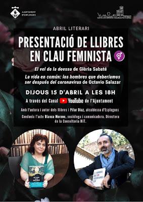 Presentació de llibres en clau feminista