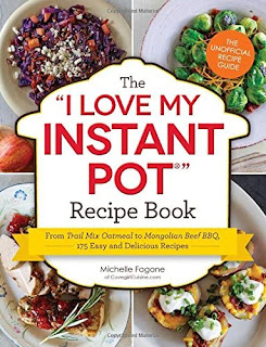 I Love My Instant Pot Recipe Book Review