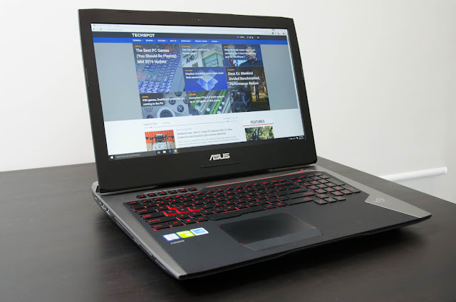 ASUS ROG G752VS I7 GAMING NOTEBOOK