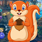 Games4King -  G4K Winsome Chipmunk Escape Game