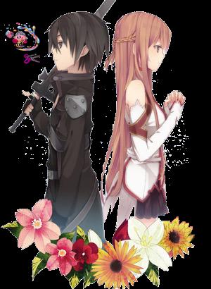 PNG-Kazuto  &  Yuuki