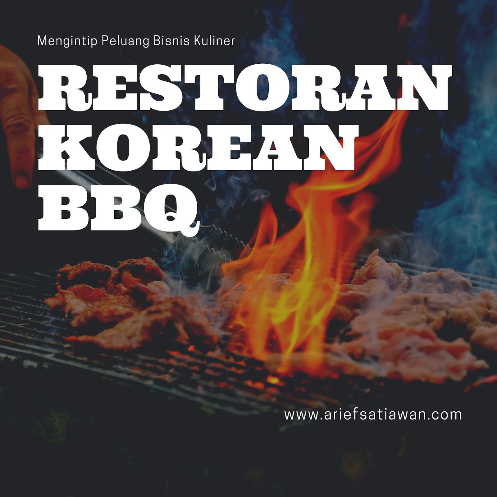 peluang bisnis kuliner korean bbq murah