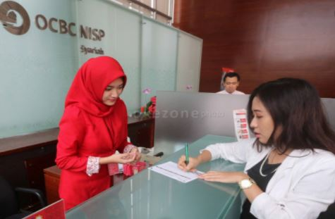 Alamat Lengkap dan Nomor Telepon Kantor Bank OCBC NISP Syariah di Seluruh Indonesia