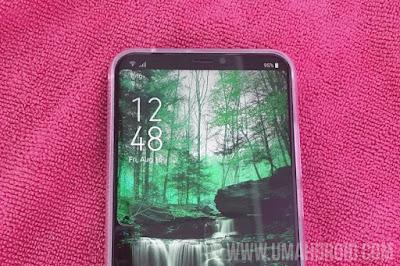 Android Pie Asus Zenfone 5 ZE620KL