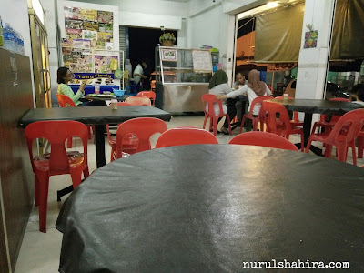 Ikan Goreng Restoren TNT Bandar Fajar Tawau