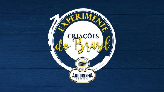 Promoção Experimente Criações do Brasil Andorinha
