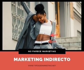 que es marketing indirecto