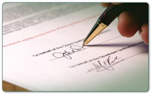 Hợp đồng thế chấp tài sản bị giả mạo chữ ký có công chứng