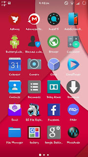 YIOS Rom for Cherry Mobile Flare S4 [MT6753] Screenshots