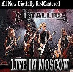 Metallica - Live In Moscow