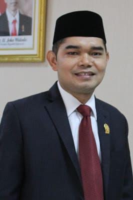 ikhwan ritonga calon walikota medan