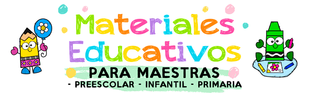 Materiales Educativos Maestras