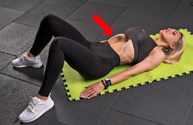 Latihan 9 menit sehari untuk memiliki bentuk tubuh yang ideal