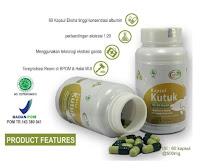Kapsul Kutuk Premium || Obat Pasca Operasi ASLI 100% - Ekstrak Albumin Sari Ikan Gabus BPOM