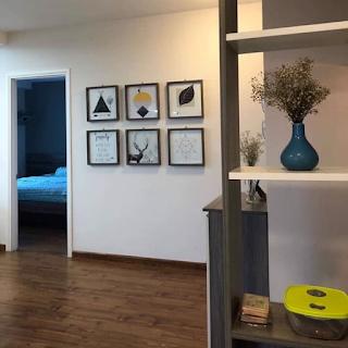 phòng khách chung cư the avila phường 16 quận 8