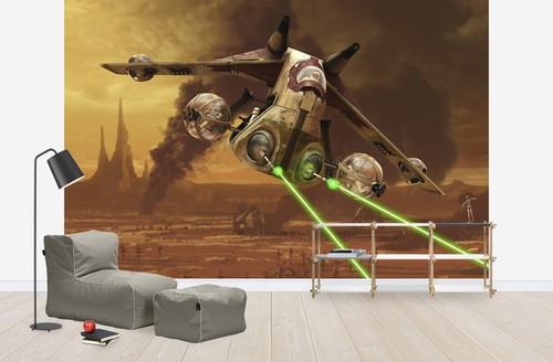 Star Wars tapetti avaruusalus