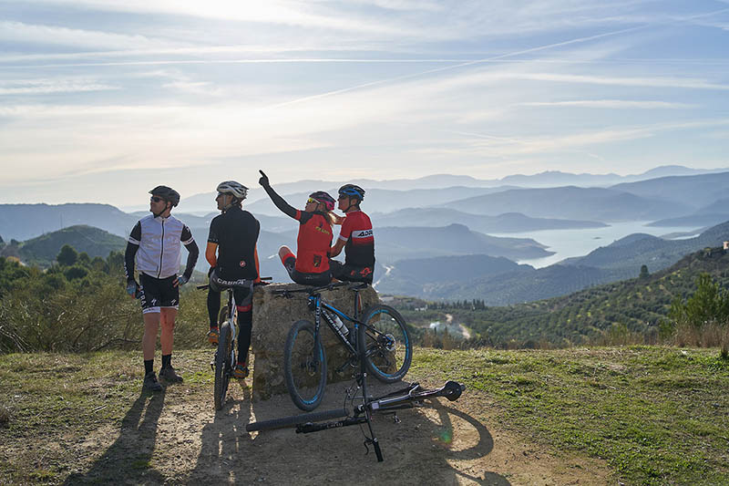 rutas bicicleta andalucia