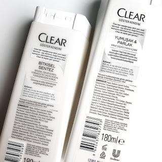 Uygun fiyatlı şampuanlar, Clear bitkisel sentez kullananlar, clear kepeğe karşı deneyenler, clear seboreik dermatit, clear bitkisel sentez şampuan içerik