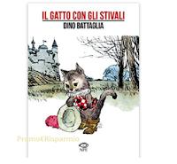 """Partecipa e vinci gratis una delle copie de """"Il gatto con gli stivali"""" del maestro Dino Battaglia"""