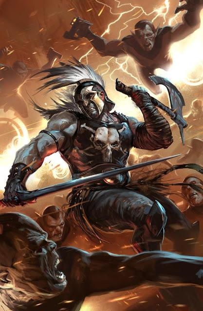 El Dios de la Guerra en Marvel Comics