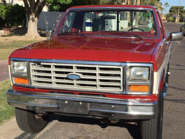 Daily Turismo: Classic Looks, Modern Power: 1986 Ford F250 ...