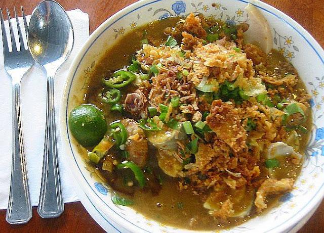 Resepi Mee Rebus Johor