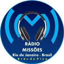 Ouvir agora Rádio Missões - Web rádio - Rio de Janeiro / RJ