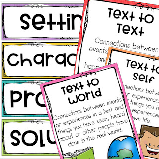 Guided Reading with a Purpose Text Connections