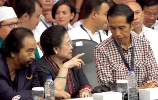 Prof Salim Said Menilai Jokowi Tidak Sepenuhnya Berkuasa