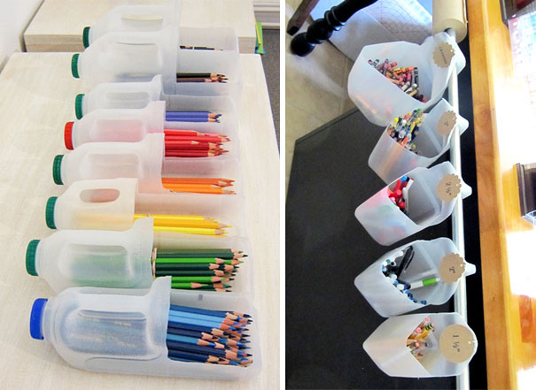 Pencil/Marker Organizers