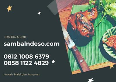 harga Paket Nasi Box Murah Tangerang