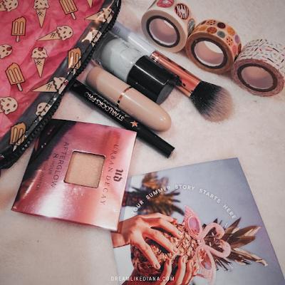 May 2017 ipsy glam bag beauty subscription washi tape makeup tools