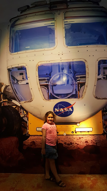 Maggie - Space Center Houston