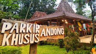 Balkondes Borobudur omonganem millennial tourism